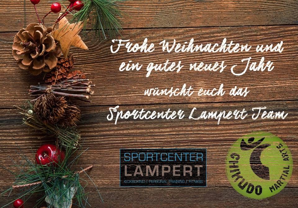 Frohe Weihnachten Wann Wünscht Man.Frohe Weihnachten Guter Rutsch Ins 2019 Sportcenter Lampert