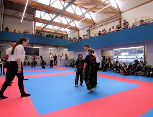Kickboxturnier im Sportcenter Lampert