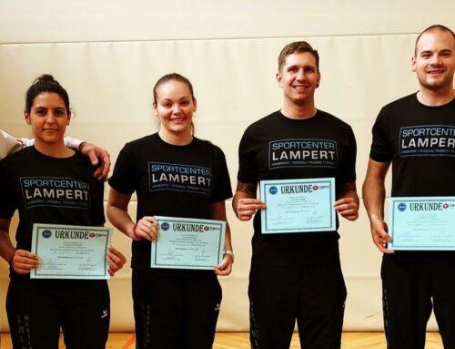Ausbildung zum Basic Instruktor im Kickboxen mit Erfolg bestanden