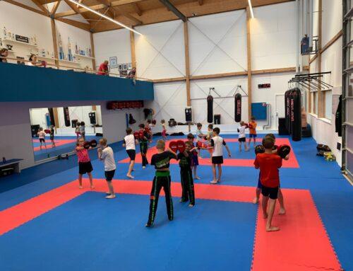 Ferienspass 2020 – Kickboxen für Kinder