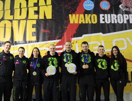 Spitzensport: Gold am Europa Cup für Michael Lampert